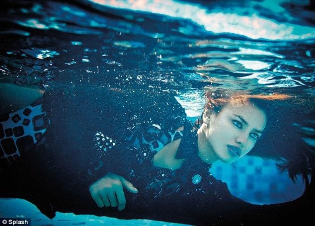 Irina Shayk Brand Image
