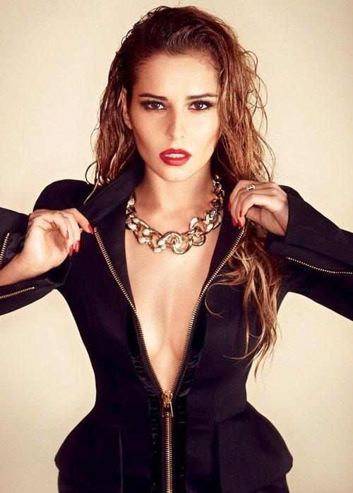 Cheryl Cole Brand Image